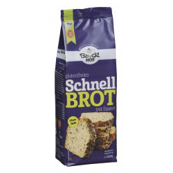 Bauckhof - Schnellbrot avec...