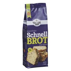 Bauckhof - Schnellbrot mit...