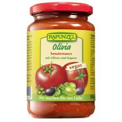 Rapunzel - salsa de Tomate Olivia - 330ml
