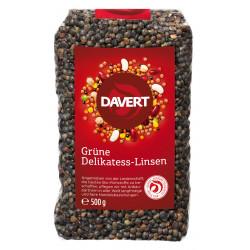 Davert - Green delicacy lentils - 500g