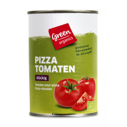 Green - Pizza-tomatoes - 400g