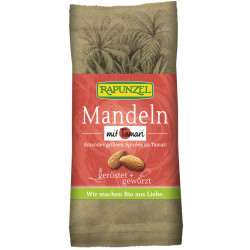 Rapunzel - Tamari-Mandorle tostate - 60g