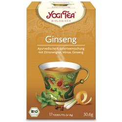 Yogi Tea - Ginseng - 17...