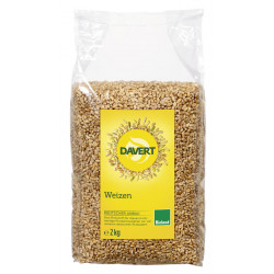 Davert - wheat-organic - 2kg
