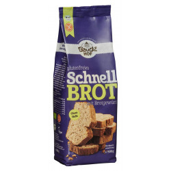 Bauckhof quick bread with a...