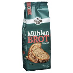 Bauckhof mill bread 7-seeds...