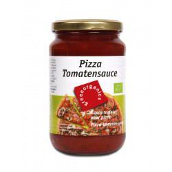 Green - Pizzasauce - 340ml