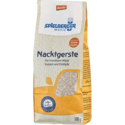 Spielberger naked barley Demeter 500g
