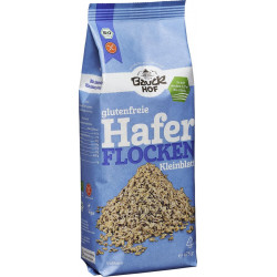 Bauckhof - gluten-free oat flakes small leaf, organic - 475g