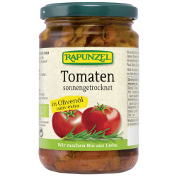 Rapunzel - tomatoes dried in olive oil 275g