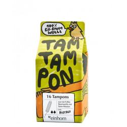 unicorn - TamTampons Piccolo - 16 pieces