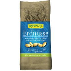 Rapunzel - Erdnüsse geröstet, gesalzen - 75g