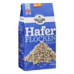 Bauckhof oat flakes small leaf Demeter - 500 g