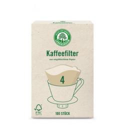 LEBENSBAUM - Kaffeefilter Gr. 4 - 100 St