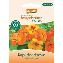 Bingenheimer Saatgut -  Kapuzinerkresse