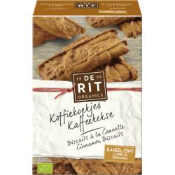 De Rit - coffee biscuits - 165g