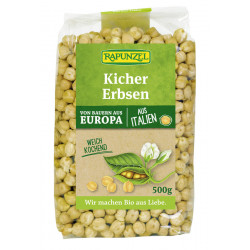 Rapunzel chickpeas from Europe - 500g