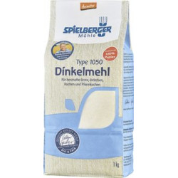 Spielberger spelt flour 1050 demeter - 1kg