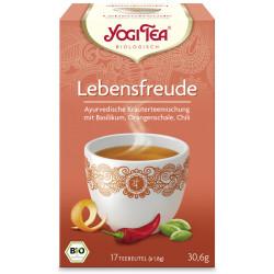Yogi Tea - Lebensfreude -...