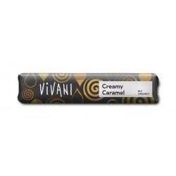 Vivani - Creamy Caramel bars - 35g