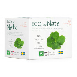 Naty - breast pads - 30 pieces