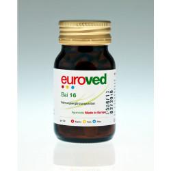 euroved - Bai 16 Triphala Guggulu - 100 tablets
