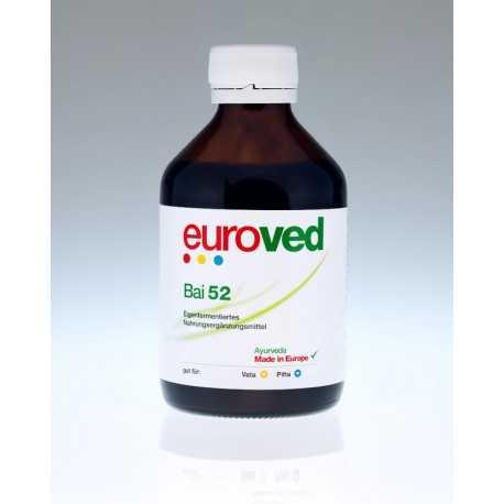 euroved - Bai 52 Abayarishta - 250ml