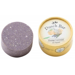 Jolu - Dusch-Bar Orange-Lavendel - 100g