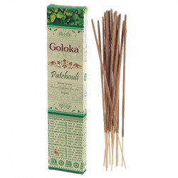 Goloka Patchouli incense sticks - 15g