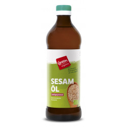 Green - sesame oil - 500ml