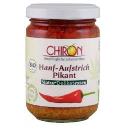 Chiron - Hanfaufstrich Pikant - 135g