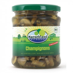 Marshland - organic-mushrooms, cut - 330ml