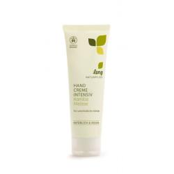 lenz - crème pour les mains Intensément Camomille & Mélisse - 75ml
