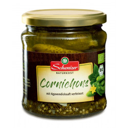 Schweizer - Bio Cornichons, 330 g