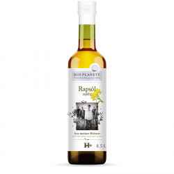 Bio Planete rapeseed oil native of German origin - 500ml