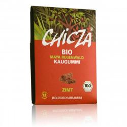 Chicza organic chewing gum...
