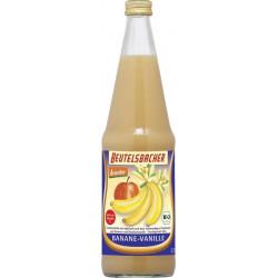 BEUTELSBACHER - Banane-Vanille, cocktail de fruits - 0,7 l
