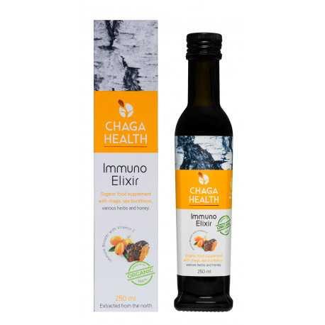 Wohlrab - Chaga Health BIO Immuno Elixir 250 ml