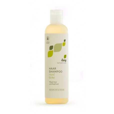 lenz Shampoo hemp and birch 250ml
