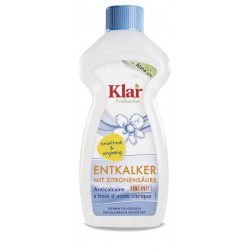 Clear - descaler with citric acid - 500ml