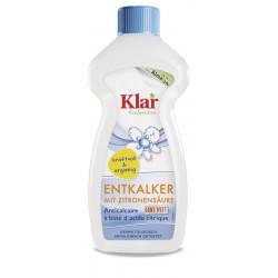 Klar -  Entkalker mit Zitronensäure - 500ml