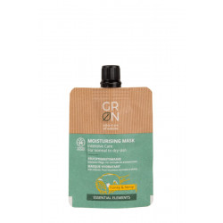 GRN - moisture-mask-honey & hemp - 40g