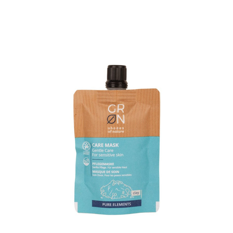 GRN - care mask Gentle clay - 40g