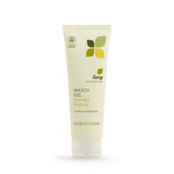 lenz - gel detergente-camomilla-melissa - 125ml