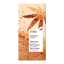 Vivani - Weiße Hanf Caramel - 80g
