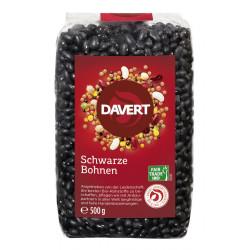 Davert - Schwarze Bohnen - 500g