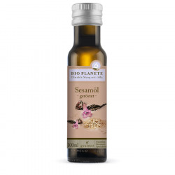 Bio Planète - sesame oil-roasted - 100ml
