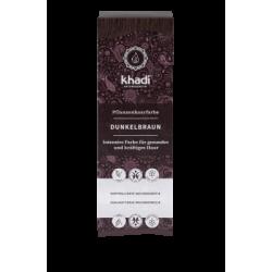 Khadi - brun Foncé - 100g