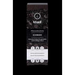 Khadi - Schwarz - 100g