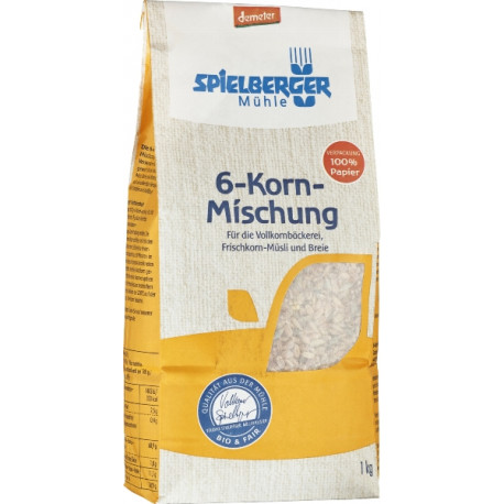Spielberger - 6-grain-mix - 1kg